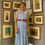 Liz Winchester-Larson, colored pencil, Honorable Mention