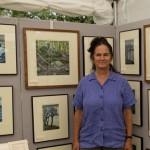 Linda Mahoney, printmaking, Honorable Mention