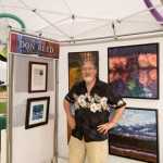 Don Reed, oil, Marie Hickey Award