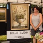 Roxanne Chardon, pastel, 1st place